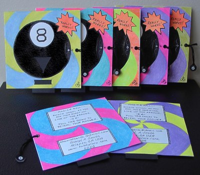 magic 8-ball pages