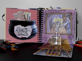 haunted house chunky book