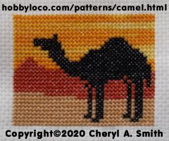 Free Scenic Camel Chart